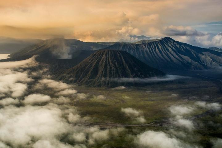 Bromo Tengger Semeru National Park, Java.
